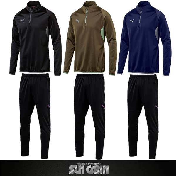 ジャージ プーマ 上下セット FTBLNXT1/4ジップトップ シャツ パンツ スポーツ ウェア 656067-656073 PUMA