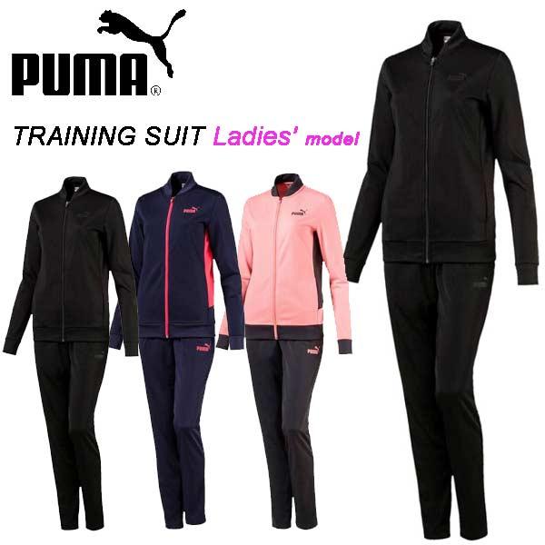 トレーニング スーツ レディース プーマ ジャージ 上下 セット スポーツ ウェア 851960 PUMA