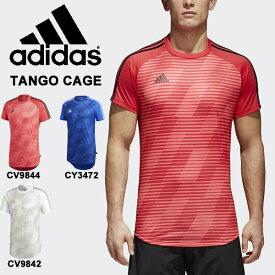 シャツ 半袖 アディダス Tシャツ タンゴ グラフィックトレーニングジャージー TANGO CAGE サッカー EKC72 adidas -メール便01-