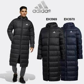 ダウン コート アディダス メンズ ベンチコート BOS LONG LIGHT DOWN PARKA GDT78 adidas