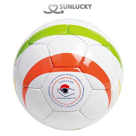 ブラインドサッカーボール ブラインド サッカー スポーツ ボール ISOBL500 SUNLUCKY -BO-