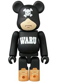 【BE@RBRICK/ベアブリック】series 35 ●ARTIST(アーティスト)TOKYOTRIBE WARU 黒