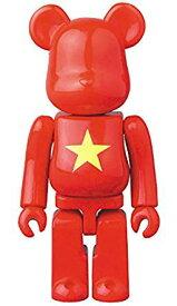 【BE@RBRICK/ベアブリック】series 37 ●FLAG(フラッグ) ベトナム