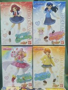 【HUGっと!プリキュア】 キューティーフィギュア2 SpecialSet 全4種セット(専用Box付) バンダイ食玩