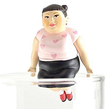 【渡辺直美】PUTITTOシリーズ コップのフチの直美 ●ちょこっと座りver.【単品】