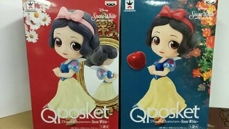 Q posket Disney Characters-Snow White-디즈니 백설공주 순백색