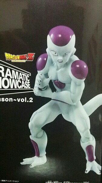 【ドラゴンボールZ】DRAMATIC SHOWCASE〜3nd season〜 vol.2 ●フリーザ最終形態フルパワー ドラマチックショーケース