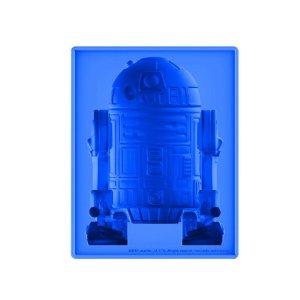 【スターウォーズ】シリコンアイストレー  R2-D2(大)