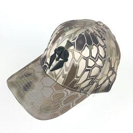【クーポン対象】Kryptek クリプテック オリジナル正規品 SPARTAN ロゴ キャップ 15LOGOHH ハイランダー Highhlander フリーサイズ サバイバルゲーム 服装 サバゲー 服装 アウトドア 帽子 ベースボールキャップ