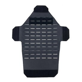 【スーパーセール 10%OFF】HUSAR ユサール Sarmatian Backpanel プレキャリ バックパネル Mサイズ Black