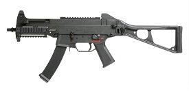 【スーパーセール期間中 ポイント5倍】VFC Umarex UMP9 GBB 正規日本仕様 DX版 ガスブローバック BK サバイバルゲーム ミリタリー ガスガン ライフル 銃 サブマシンガン サバイバルゲーム 銃