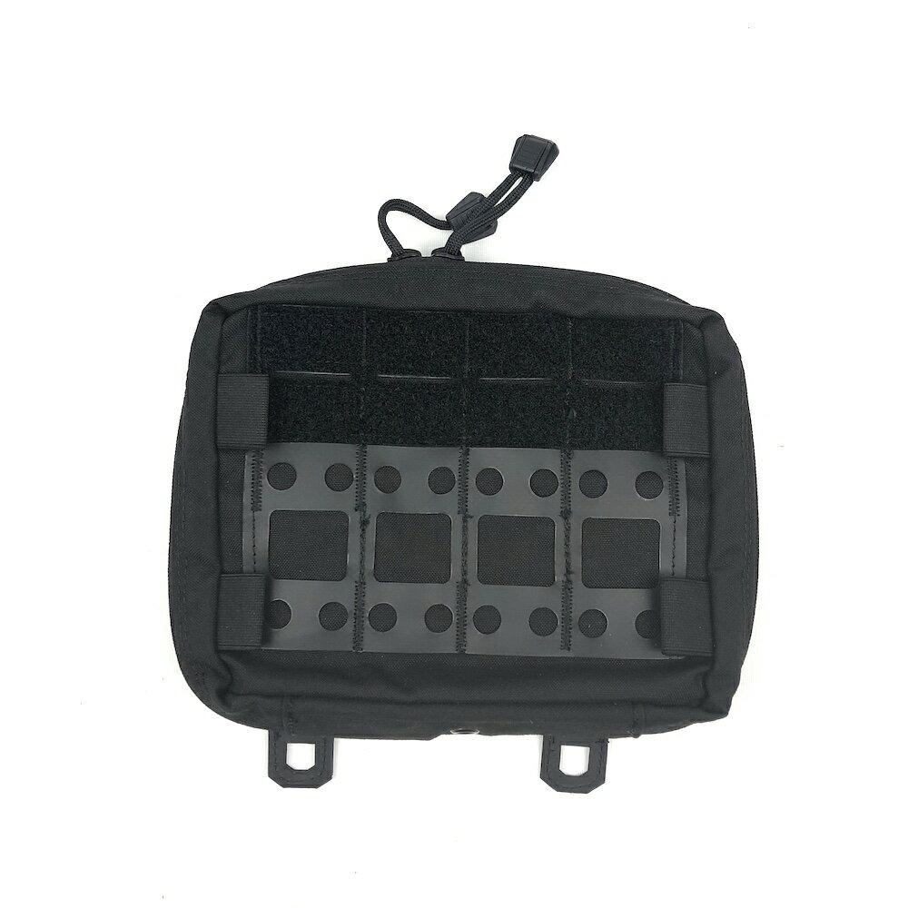 【ポイント10倍】HUSAR Utility ポーチ Lサイズ Black サバイバルゲーム サバゲー ミリタリー 戦闘服 ポーランド軍 装備