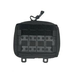 【スーパーセール 10%OFF】HUSAR Utility ポーチ Lサイズ Black サバイバルゲーム 装備 サバゲー アウトドア ポーランド 軍