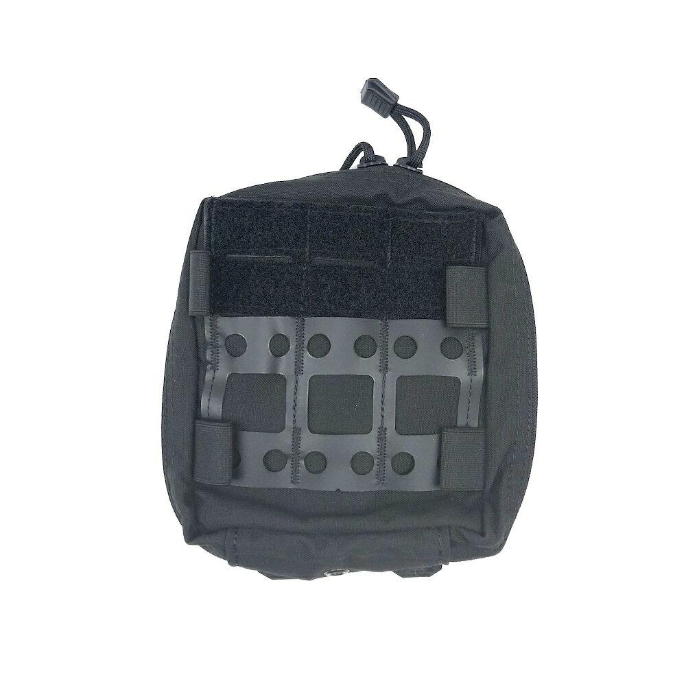 【ポイント20倍セール】HUSAR Utility ポーチ Mサイズ Black
