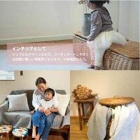 韓国布団イブルクラウド柄150×200cm