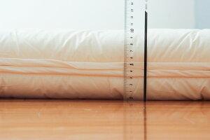 スザキーズ洗える敷布団の厚みは10cm程度