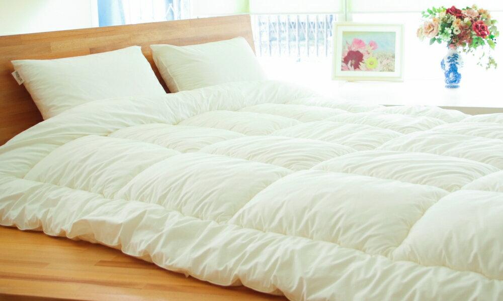 スザキーズ4点セット(ダブルサイズ)※枕は2個◎スザキーズ ダニ・ハウスダスト アレルギー対策【日本製/国産】