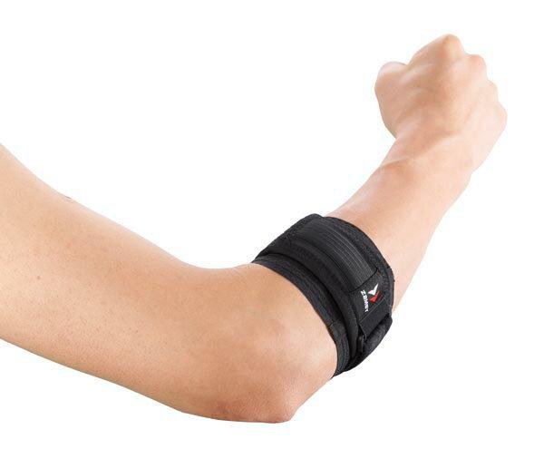 ザムスト ZAMST 腕・肩部サポーター ZAMST エルボーバンド L AVT-374703 設備・備品 野球用品 スワロースポーツ