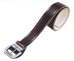 久保田スラッガー ベルト(本皮フリーサイズ) Q-11 ウエア ウェア ベルト 野球部 野球用品 スワロースポーツ
