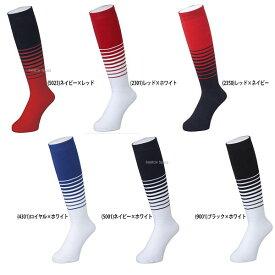 アシックス ベースボール ソックス ネオカラーソックス BAE516 靴下 ソックス 野球部 野球用品 スワロースポーツ