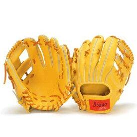 イソノ isono 野球 軟式グローブ グラブ 一般 ELITE SERIES 内野手用 G-1804 軟式用 M号 M球 野球部 軟式野球 野球用品 スワロースポーツ