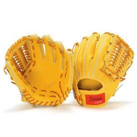 イソノ isono 野球 軟式グローブ グラブ 一般 ELITE SERIES 内野手用 G-1806 軟式用 M号 M球 野球部 軟式野球 野球用品 スワロースポーツ