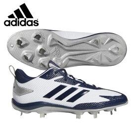【縫いP加工不可】 adidas アディダス 樹脂底 金具 スパイク アディゼロ スタビル LOW B76027 野球部 野球用品 スワロースポーツ
