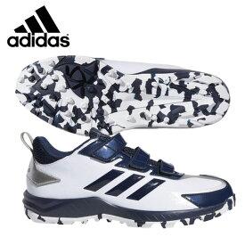 【あす楽対応】 adidas アディダス トレーニングシューズ 野球 ベルクロ マジックテープ アディピュア TR DB3466 靴 シューズ トレーニング用 練習用 アップシューズ 野球部 野球用品 スワロースポーツ