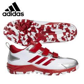 【あす楽対応】 adidas アディダス トレーニングシューズ ベルクロ マジックテープ アディピュア TR DB3467 靴 シューズ トレーニング用 練習用 アップシューズ 野球部 野球用品 スワロースポーツ