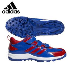 【あす楽対応】 adidas アディダス トレーニングシューズ 野球 ベルクロ マジックテープ アディピュア TR DB3468 靴 シューズ トレーニング用 練習用 アップシューズ 野球部 野球用品 スワロースポーツ