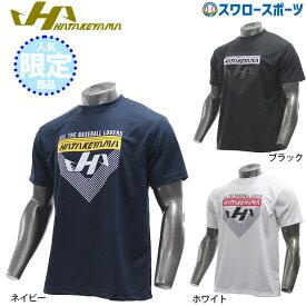 【あす楽対応】 ハタケヤマ HATAKEYAMA 限定 ウェア Hロゴ ワンポイント ライト Tシャツ 半袖 HF-DT19ウェア ウエア 練習着 野球部 メンズ 野球用品 スワロースポーツ