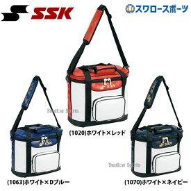 SSK エスエスケイ ボールバッグ ボールケース (5ダース用) BH2001 野球部 野球用品 スワロースポーツ