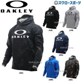 【あす楽対応】 オークリー OAKLEY ウェア ウエア パーカー ENHANCE MOBIRITY FLEECE HOODY FOA400151 野球用品 スワロースポーツ