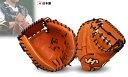 【あす楽対応】 ハタケヤマ hatakeyama 硬式キャッチャーミット(捕手用) オレンジ K-M8AB グローブ 硬式 キャッチャーミット 野球用品 スワロースポーツ