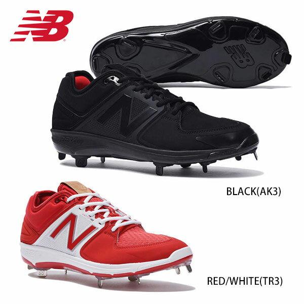 【あす楽対応】 ニューバランス NB スパイク 樹脂底 金属 ベースボール クリーツ 【タフトーのみ可】 L3000 靴 スパイク シューズ 野球部 野球用品 スワロースポーツ