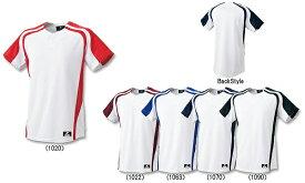 SSK エスエスケイ 1ボタン プレゲームシャツ Tシャツ 半袖 メンズ BW0906 ウエア ウェア ユニフォーム ssk 野球部 春夏 野球用品 スワロースポーツ