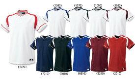 SSK エスエスケイ 2ボタン プレゲームシャツ Tシャツ 半袖 BW2200 ウエア ウェア ユニフォーム ssk 野球部 メンズ 野球用品 スワロースポーツ