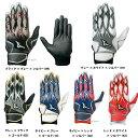 ミズノ 手袋 ジュニア用 バッティング 両手用 セレクトナイン 1EJEY140 野球用品 スワロースポーツ