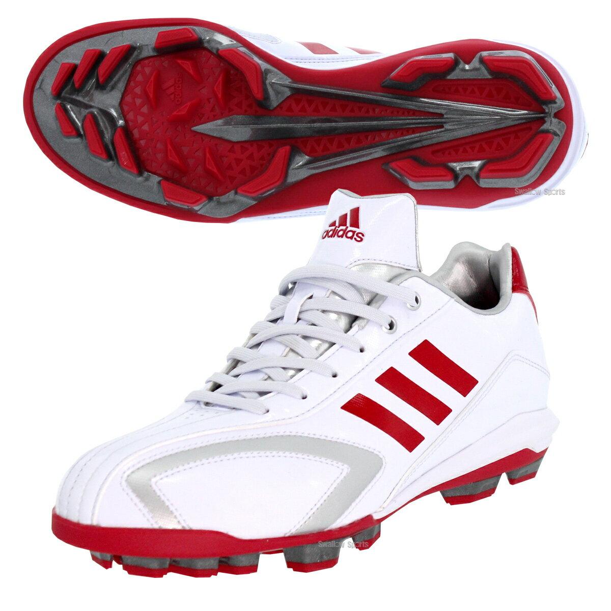 【あす楽対応】 adidas アディダス アディピュア T3 K ポイント スパイク シューズ 少年用 AQ8362 靴 スパイク シューズ 野球部 野球用品 スワロースポーツ