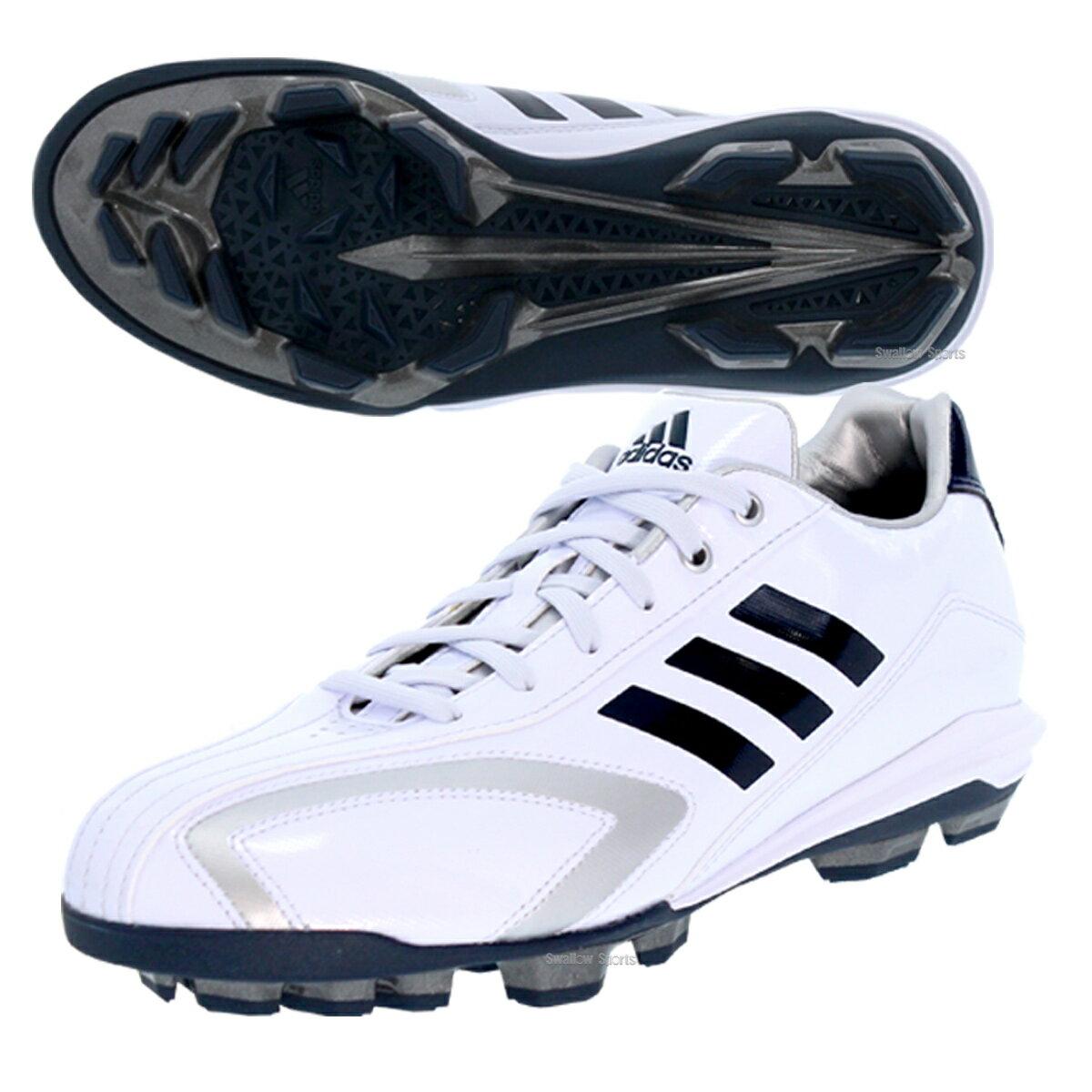 【あす楽対応】 adidas アディダス アディピュア T3 K ポイント スパイク シューズ 少年用 AQ8363 靴 スパイク シューズ 野球部 野球用品 スワロースポーツ