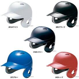 【4/1は全品ポイント2倍!!】 ミズノ 少年軟式用 ヘルメット 両耳付 打者用 1DJHY102 備品 野球部 軟式野球 少年野球 野球用品 スワロースポーツ