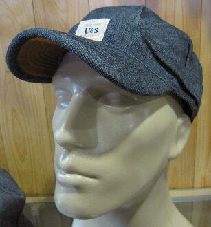 Wes (UES) denim work Cap CAP 82 W_R