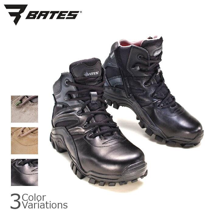BATES(ベイツ)DELTA-6 6-inch SIDE ZIP GORE-TEX【BA-2353/2366】【中田商店商品取扱店】