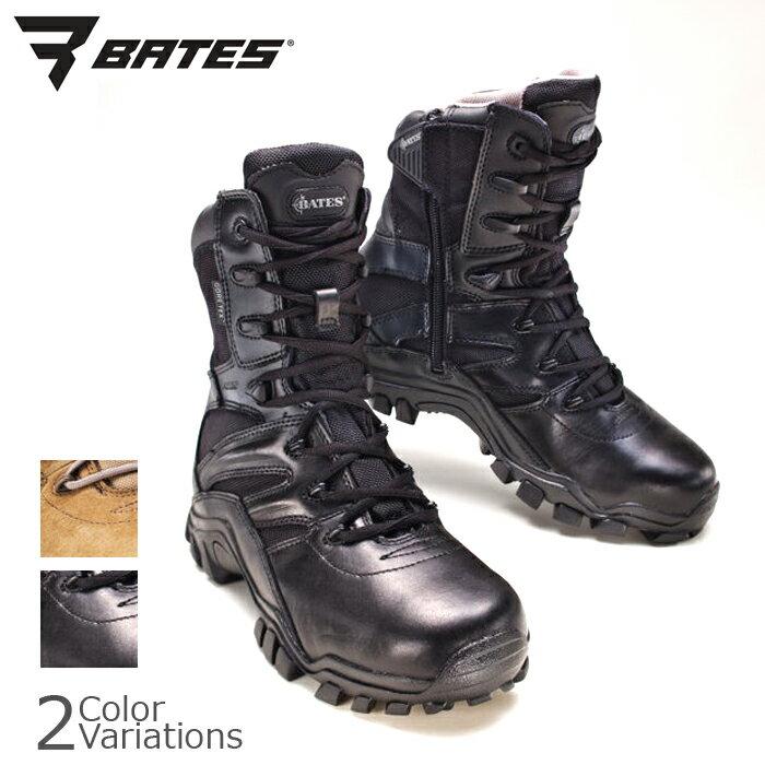 BATES(ベイツ)DELTA-8 8-inch SIDE ZIP GORE-TEX 【BA-2368】