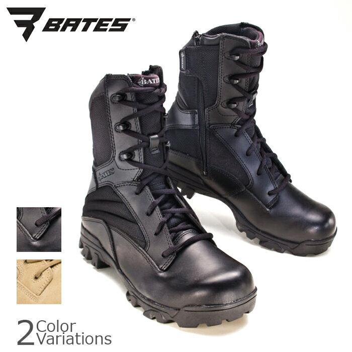 BATES(ベイツ)ZR-8 Side Zip【BA-2068、BA-2058】【中田商店商品取扱店】
