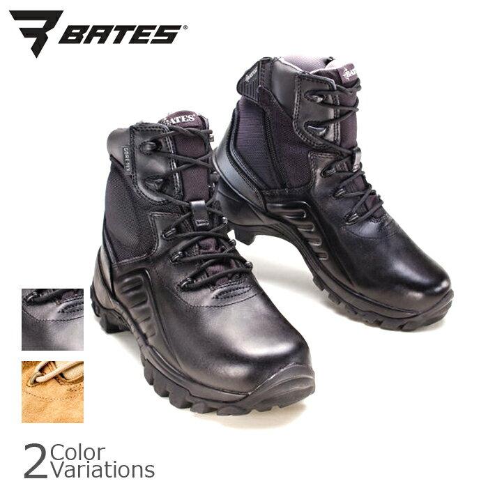 BATES(ベイツ)DELTA II M-6 SIDE ZIP BLACK GORE-TEX 【BA-2905】