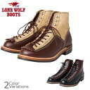 "SUGERCANE&Co. シュガーケーン LONE WOLF BOOTS CAT'S PAW SOLE ""CARPENTER""(カーペンター) 【F01615..."