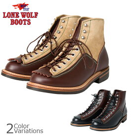 "SUGERCANE&Co. シュガーケーン LONE WOLF BOOTS CAT'S PAW SOLE ""CARPENTER""(カーペンター) 【F01615】"