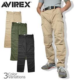 AVIREX(アビレックス) FATIGUE PANTS ファティーグ カーゴ パンツ6166110