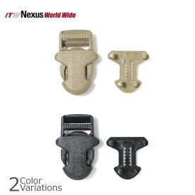 ITW NEXUS(ITWネクサス) GT SurMount 1インチ サーマウント バックル 【ネコポス対応】